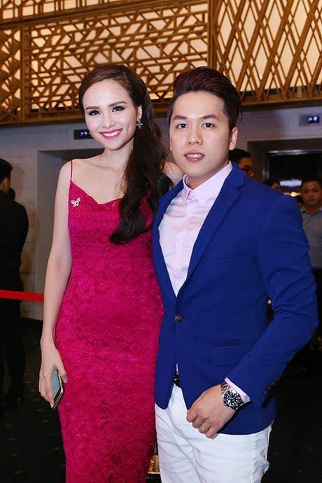 Diễm Hương và chồng cùng tham gia một sự kiện. - Tin sao Viet - Tin tuc sao Viet - Scandal sao Viet - Tin tuc cua Sao - Tin cua Sao