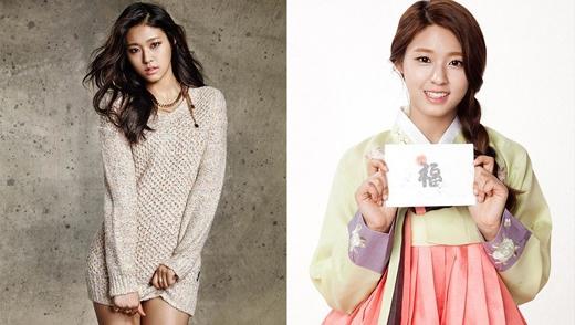 """Seolhyun (AOA) cũng không chịu thua chị kém chịem khi thường xuyên thay đổi thành cônghình tượng. Dù là Seolhyun gợi cảm hay đáng yêu cũng đềulàm người hâm mộ phải """"điên đảo""""."""