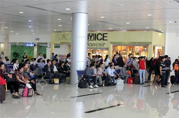 Sân bay Tân Sơn Nhất đã được nâng cấp cuối năm 2014 song vẫn bị xếp hạng thấp.