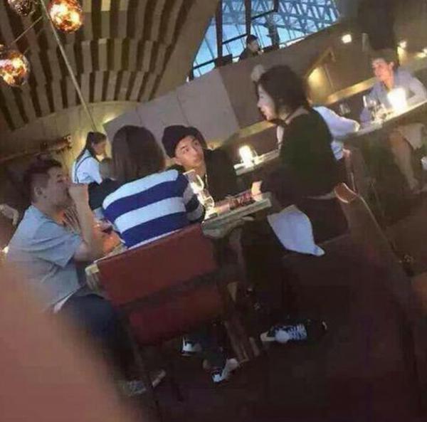 Taeyang vẫn tranh thủ hẹn hò bạn gái khi đang lưu diễn