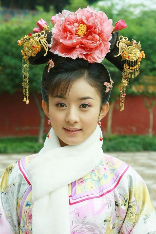 Mĩ nhân Hoa ngữ