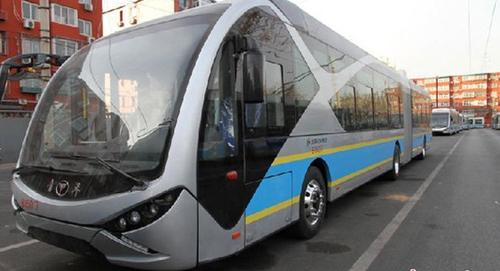 Xe buýt điện (Ảnh Internet)