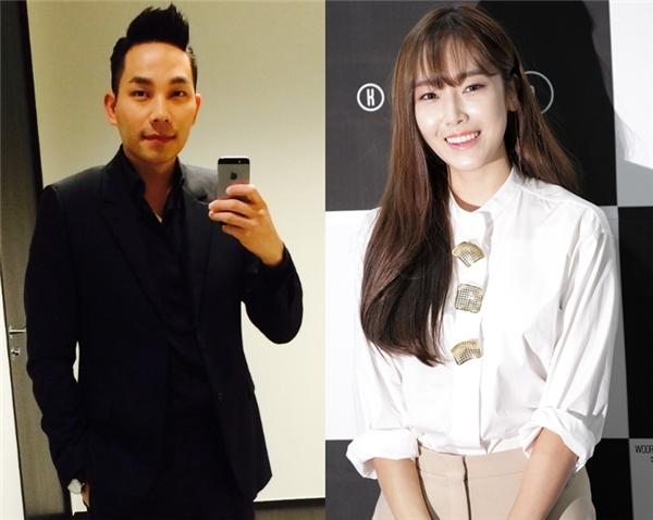Sau thời trang, Jessica cùng bạn trai tin đồn kinh doanh mĩ phẩm