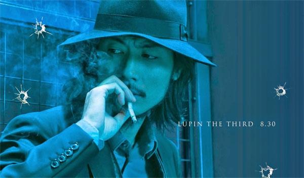 Tháng 10 này, Tetsuji Tamayama còn tái ngộ với khán giả Việt qua vai diễn Jigen trong Siêu đạo chích Lupin Đệ Tam.