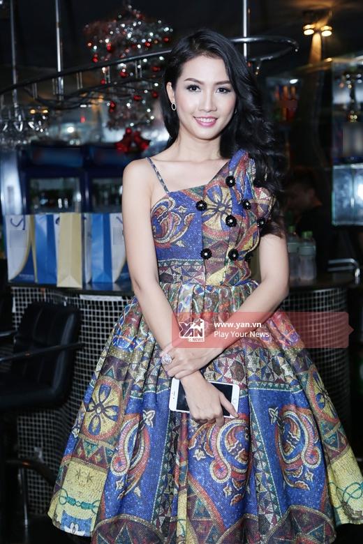 Top 5 Hoa hậu Việt Nam Phan Thị Mơ
