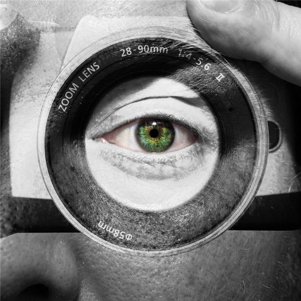 Khoảng cách giữa các tĩnh mạch sau mắt có ảnh hưởng nhất định đến trí thông minh của bạn. (Ảnh: Internet)