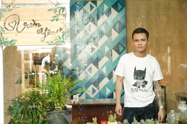 Hình ảnh của Khắc Việt trong MV mới Không yêu cũng đừng làm bạn. - Tin sao Viet - Tin tuc sao Viet - Scandal sao Viet - Tin tuc cua Sao - Tin cua Sao