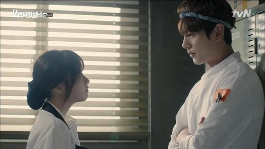 Sự quan tâm, chăm sóc của Seo Joon dành cho Na Bong Sun khiến cô rất cảm động và yêu quý anh. Vì thế hoàn toàn không ngạc nhiên khi bếp trưởng Kang luôn phải ghen bóng ghen gió với Seo Joon.