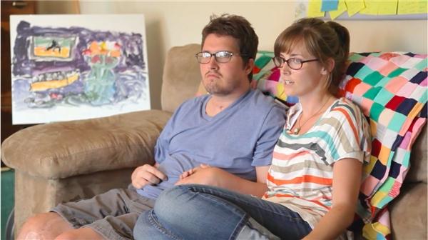 Cô cũng đã ghi lại những khoảnh khắc hạnh phúc bên chồng, chứng kiến anh dần dần hồi phục.(Ảnh: Internet)