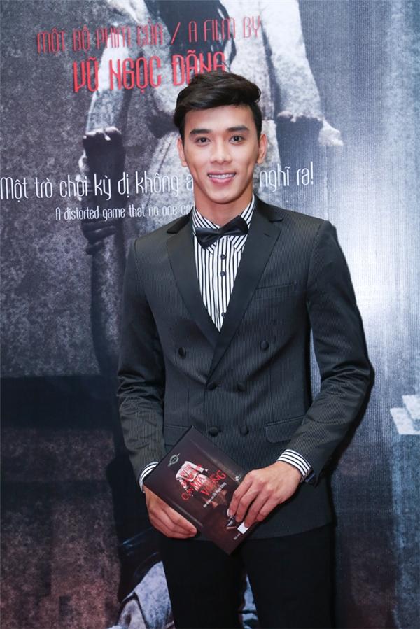 Diễn viên trẻ Thuận Nguyễn - Tin sao Viet - Tin tuc sao Viet - Scandal sao Viet - Tin tuc cua Sao - Tin cua Sao