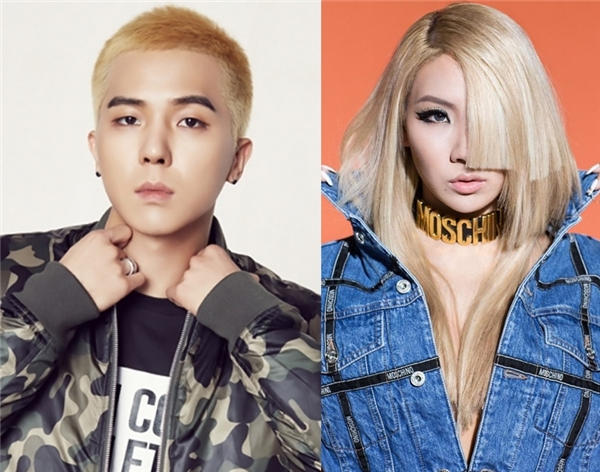 Cư dân mạng chê cười tin đồn hẹn hò của CL và Mino (Winner)