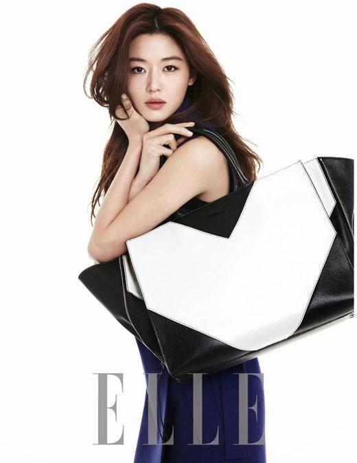 Jun Ji Hyun thường có những hành động và lời nói của người nổi tiếng.
