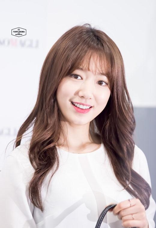 Park Shin Hye rất đáng yêu và giản dị,