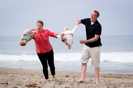Khi gia đình hạnh-phúc-quá-đà! (Ảnh: Internet)