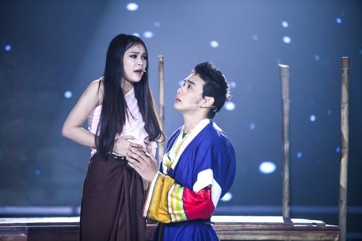 Diễn xuất của Thuận Nguyễn và Sam khiến nhiều người cảm động. - Tin sao Viet - Tin tuc sao Viet - Scandal sao Viet - Tin tuc cua Sao - Tin cua Sao