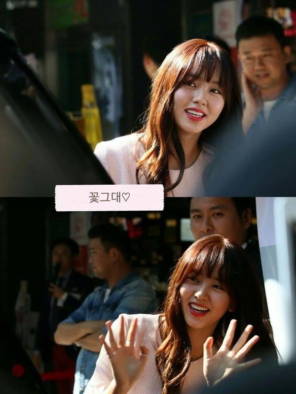 So Hyun luôn muốn kết nối với người hâm mộ ngay khi có thể.