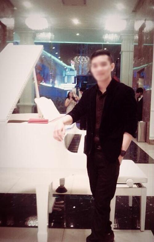 Anh Võ Thanh Quang (25 tuổi) là sinh viên và cũng là nghệ sĩ piano