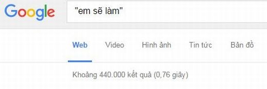 Té ngửa trước sự thật phũ phàng về tình yêu trên Google