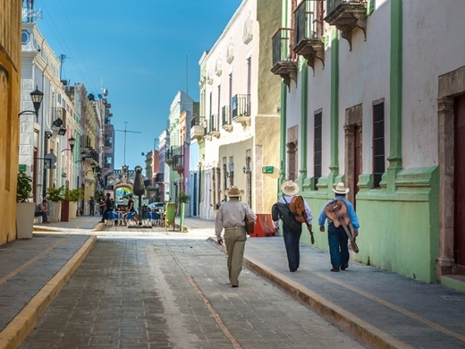 Tây Ban Nha và Ý nhất quyết không thể xem thường Mexico bởi ẩm thực nước nàyđang rất được người dân trên toàn thế giớiưa chuộng. Mexico đã có 3 nhà hàng vinh dự nằm trong top 50 nhà hàng tốt nhất thế giới.(Ảnh: Business Insider)