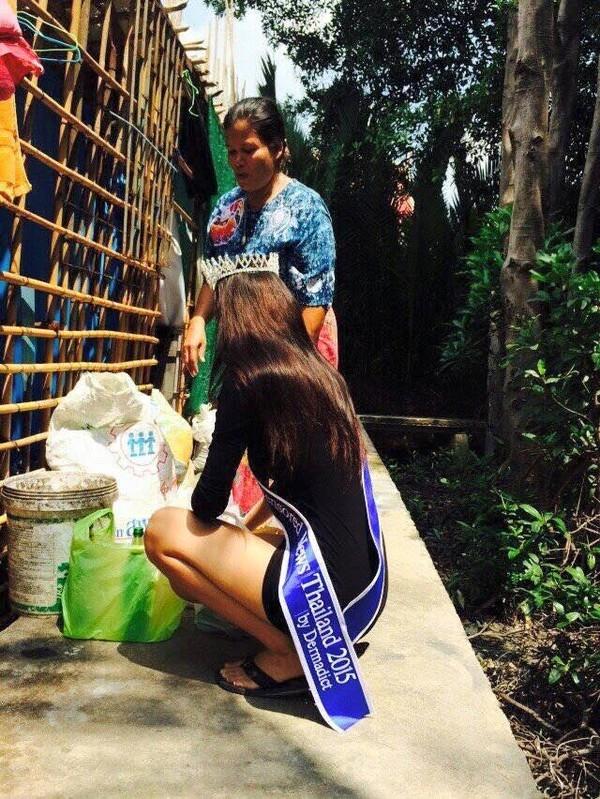 Mĩ nhân Thái Lan khiến cư dân mạng cảm phục bởi tấm lòng tựa sen thơm. - Tin sao Viet - Tin tuc sao Viet - Scandal sao Viet - Tin tuc cua Sao - Tin cua Sao