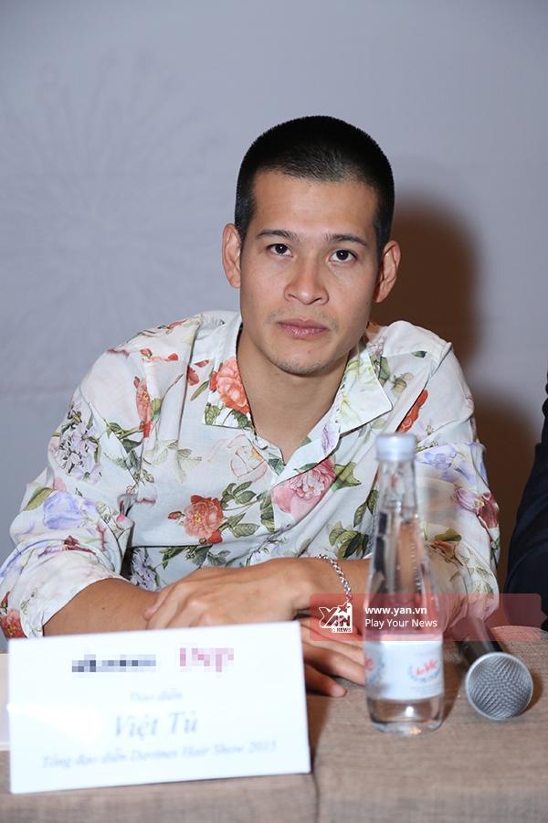 Việt Tú sẽ đảm nhận vai trò tổng đạo diễn.