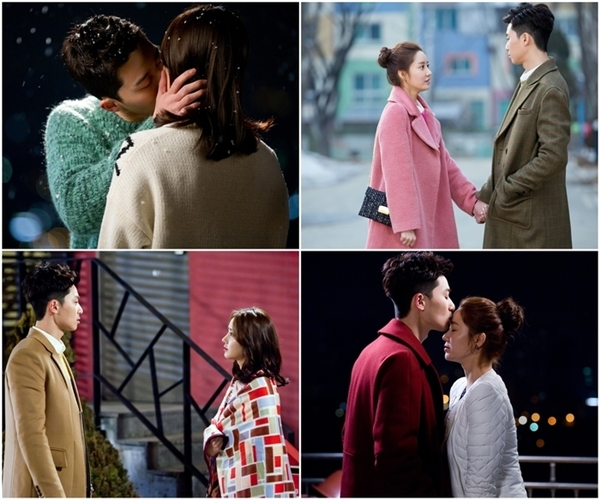 Park Seo Joon trong phim One Warm Word cùng Han Groo
