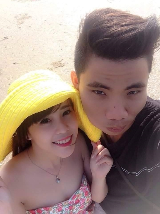 """Dù hơn người yêu 4 tuổi. nhưng Mai Thanh lại xinh đẹp và trẻ trung hơn rất nhiều so với bạn trai """"kém sắc"""".(Ảnh: Internet)"""
