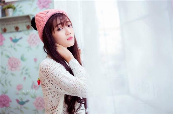 Cô bé 16 tuổi hiện là người mẫu ảnh rất được yêu mến tại Sài thành. (Ảnh: Internet)