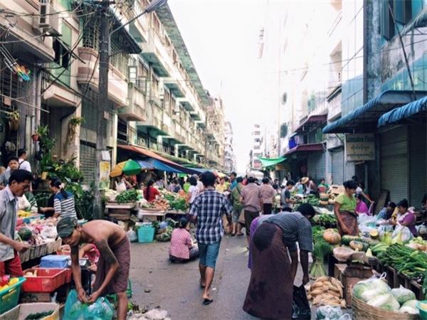 Mọi thứ ở Myanmar đều rất rẻ.(Ảnh: Internet)
