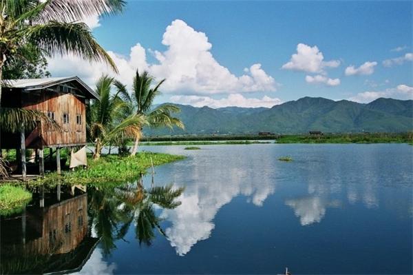 Hồ Inle - Venice của Đông Nam Á.(Ảnh: Internet)