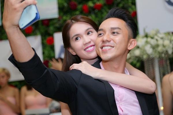 """Selfie cùng """"chàng Lố"""" La Quốc Hùng. - Tin sao Viet - Tin tuc sao Viet - Scandal sao Viet - Tin tuc cua Sao - Tin cua Sao"""