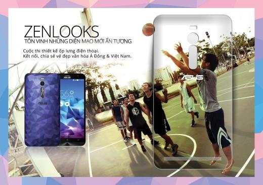 """Hoặc bạn cũng có thể tự tin mang hình ảnh chính mình, để tham gia Zenlooks như chàng trai bóng rổ """"ngầu quên sầu"""" này!"""