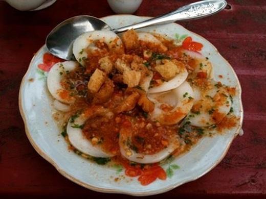 Bánh bèo của Phan Rang không hề giống bánh bèo miền Trung nhưng hương vị thì miễn chê.(Ảnh: Internet)