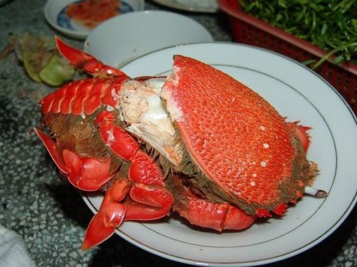 Vì là xứ biển nên hải sản Phan Rang được đánh giá là ngon ngọt vượt trội. (Ảnh: Internet)