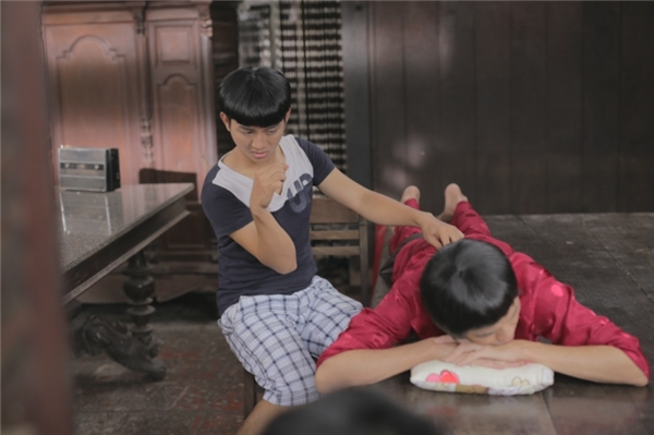 Hoài Lâm hạnh phúc khi được đóng chung cùng ba nuôi Hoài Linh trong bộ phim lần này - Tin sao Viet - Tin tuc sao Viet - Scandal sao Viet - Tin tuc cua Sao - Tin cua Sao