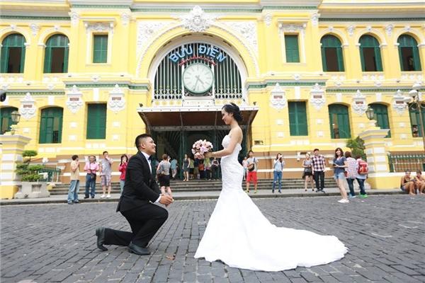 Đông đảo bạn bè, người thân đã gửi tới cặp đôi dễ thương này những lời chúc phúc tốt đẹp.(Ảnh: Internet)