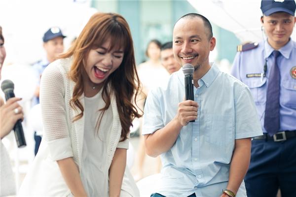 Hari - Tiến Đạt là cặp đôi nghệ sĩ rất được yêu thích của showbiz Việt. - Tin sao Viet - Tin tuc sao Viet - Scandal sao Viet - Tin tuc cua Sao - Tin cua Sao