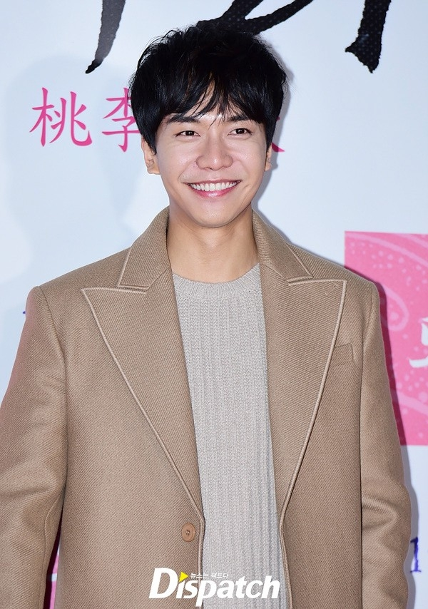 """""""Chàng rể quốc dân"""" Lee Seung Gi"""