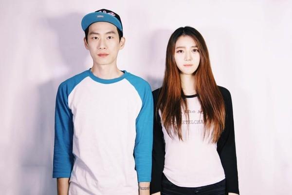 Li Seok và Shin Danbi.(Ảnh Internet)