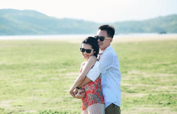 """Hiện tại, cả hai đã cùng nhau thực hiệnbộ ảnh cưới mang tên """"Đưa nhau đi trốn"""" tại Khánh Hòa và dự định tổ chức đám cưới vào cuối năm nay. (Ảnh Internet)"""