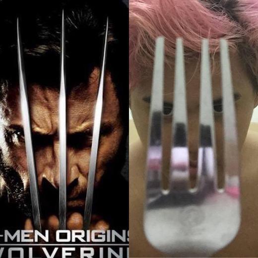 X-Men phiên bản nhà bếp chăng?(Ảnh: Internet)