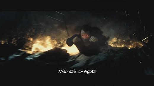 Cạnh tranh với Captain America, Batman đại chiến Superman lập tức