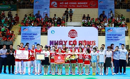 ĐH Tôn Đức Thắng giành giải nhì khu vực TP. Hồ Chí Minh và cùng với Nhà vô địch ĐH Quốc Tế - ĐHQG tham dự Vòng chung kết toàn quốc.