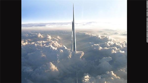 Sẽ có một tòa nhà chọc trời mới sau vài năm nữa. (Ảnh: CNN)