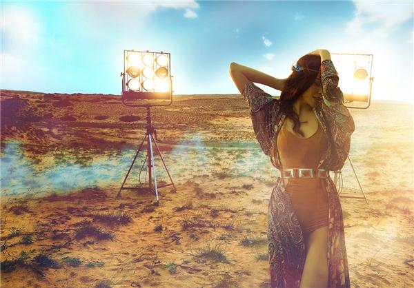 Chưa bao giờ để mọi người thất vọng, hình ảnh du mục trong MV Destiny là một sựsáng tạo ấn tượng và thành công vô cùng rực rỡ của Hồ Ngọc Hà. - Tin sao Viet - Tin tuc sao Viet - Scandal sao Viet - Tin tuc cua Sao - Tin cua Sao