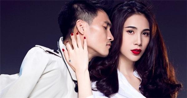 Thủy Tiên - Công Vinh là cặp đôi đẹp, được nhiều người hâm mộ trong làng giải trí Việt. Ảnh: Lê Thiện Viễn - Tin sao Viet - Tin tuc sao Viet - Scandal sao Viet - Tin tuc cua Sao - Tin cua Sao