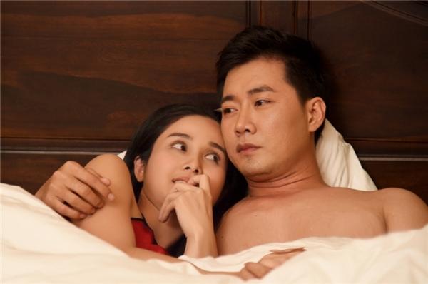 Hình ảnh của Thảo Trang trong một bộ phim cô góp mặt. - Tin sao Viet - Tin tuc sao Viet - Scandal sao Viet - Tin tuc cua Sao - Tin cua Sao
