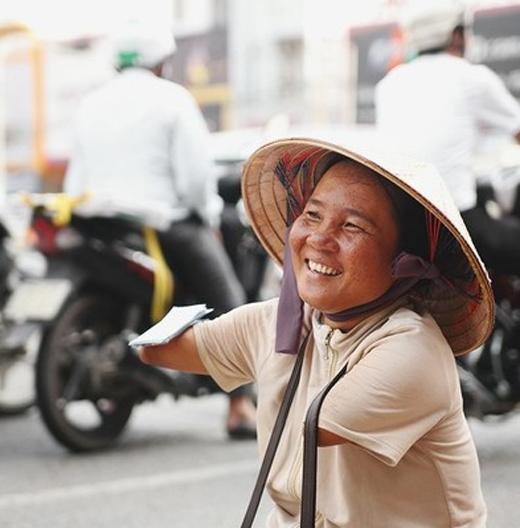 Chị Thuậnđã không đầu hàng số phận. Ảnh: Internet