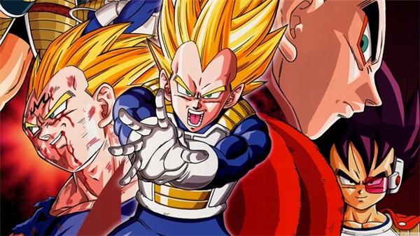 Vegeta (Dragonball Z - 7 viên ngọc rồng): Là một trong những cá thể cuối cùng còn sống sót của tộc người Saiyan, Vegeta có thể không mạnh nhất nhưng chắc chắn là nhân vật phản diện hiếu chiến và trung thành nhất. Khả năng của anh cũng không kém ai khi trải qua vô số trận chiến một mất một còn như lần đụng độ với Goku hay Majin Buu mà vẫn sống sót.