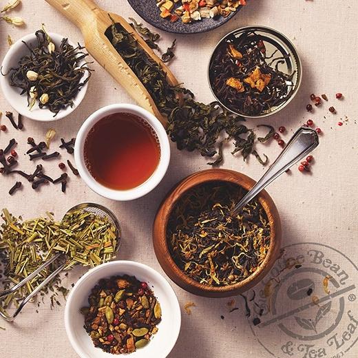 Trà của The Coffee Bean & Tea Leaf.